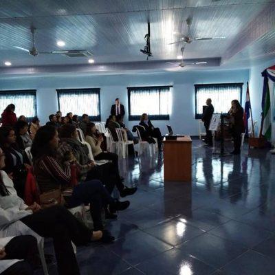 Fotos Jornada Caaguazú